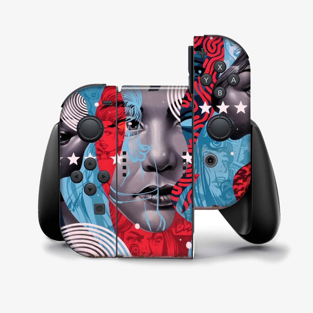 Nintendo Switch Controller Skin