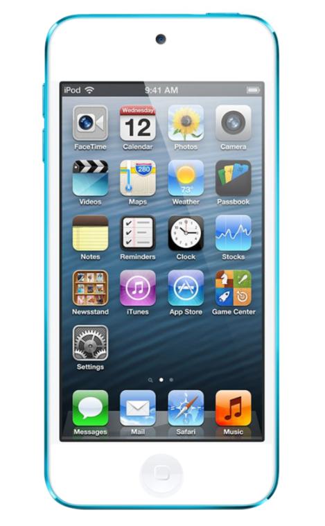 iPod Touch 5th Gen Skin