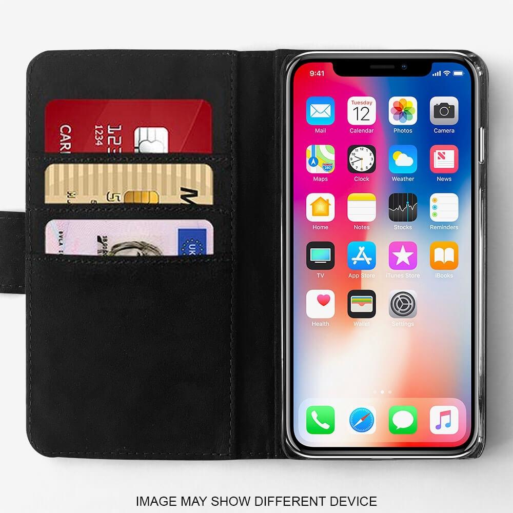 iPhone 8 Plus Faux Leather Case 13216