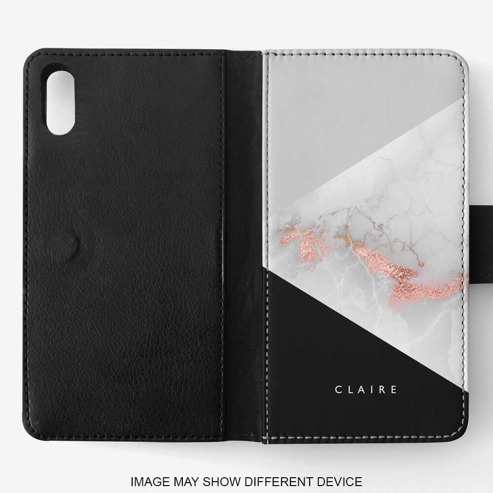 iPhone XR Faux Leather Case 13180
