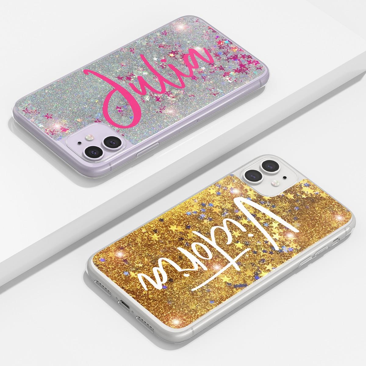 Galaxy S8 Glitter Case 16233