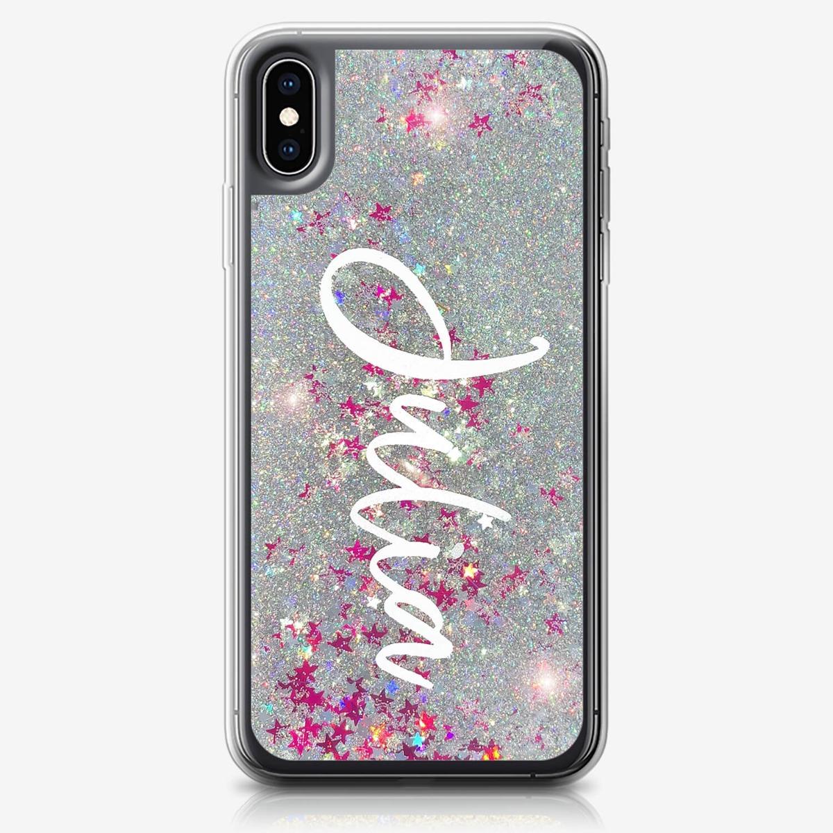 iPhone XR Glitter Case 16130