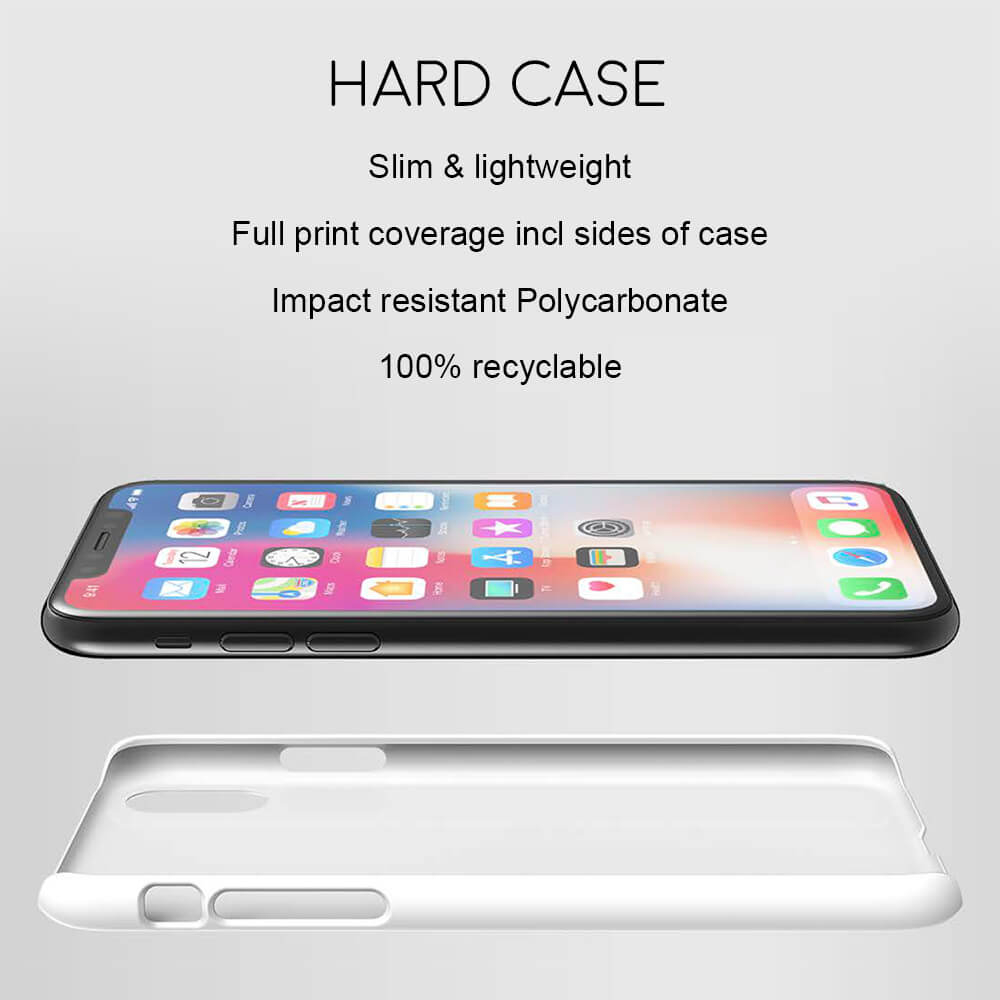 iPhone XS Hard Case 13524