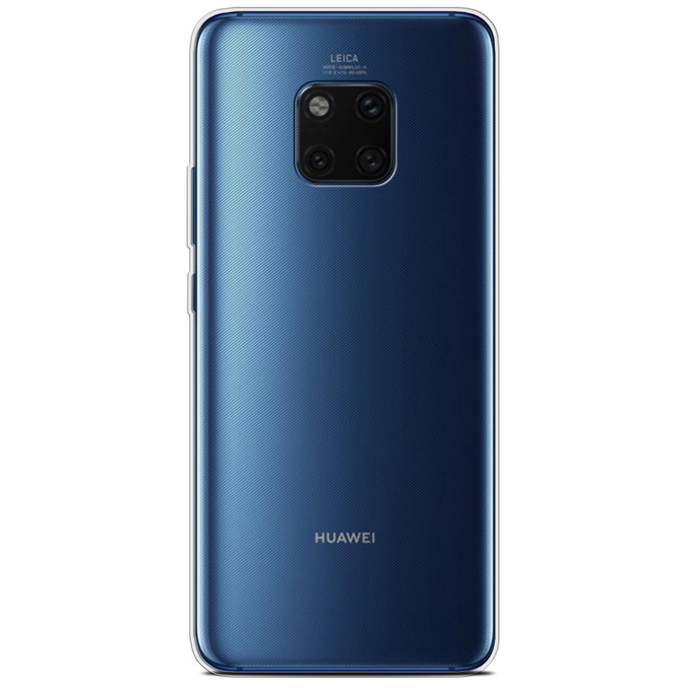 Huawei Mate 20 Pro 2018 Clear Soft Silicone Case 13889