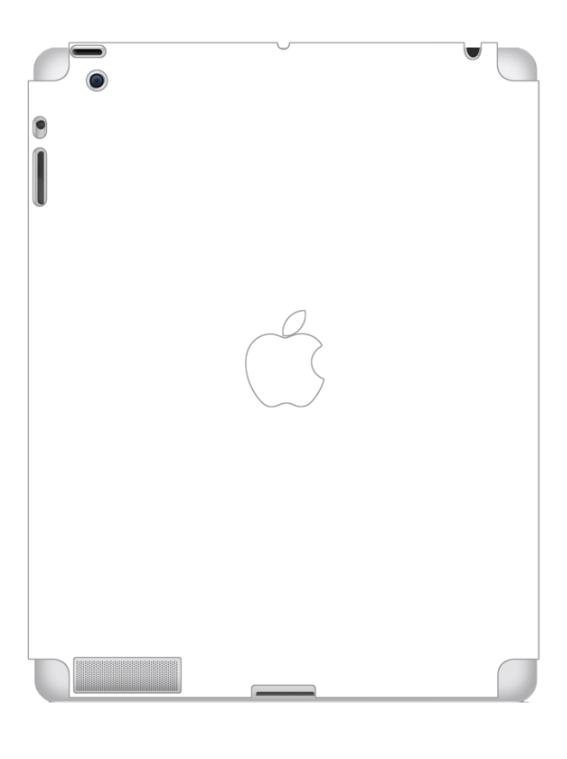 iPad 2 Skin  3866