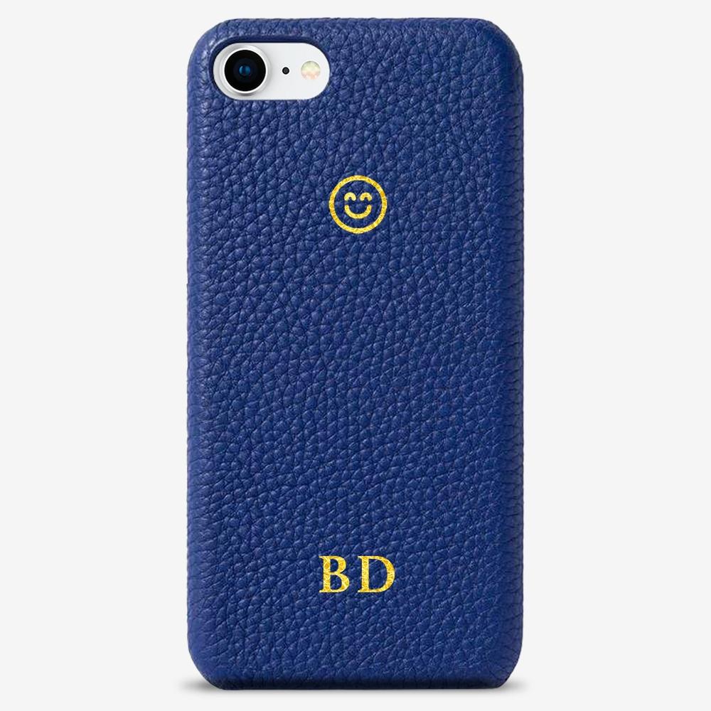 iPhone 7 Genuine Leather Monogram Case 14112