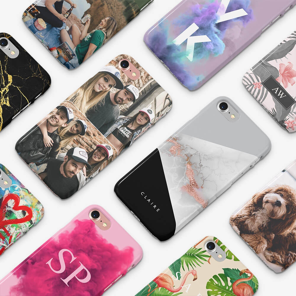 iPhone 8 Hard Case 13228