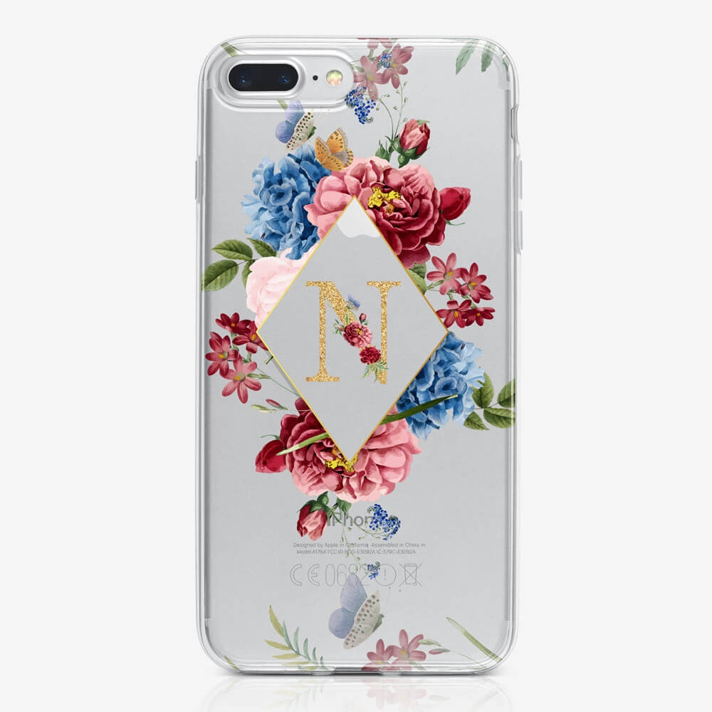 iPhone 8 Plus Clear Hard Case 13226