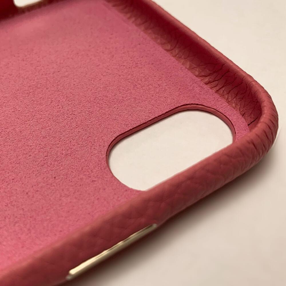 iPhone 7 Genuine Leather Monogram Case 14093