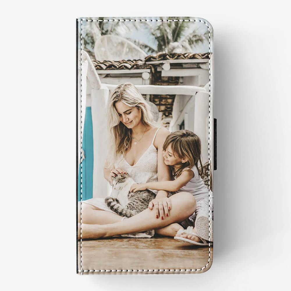 Galaxy S8 Plus Faux Leather Case 13440