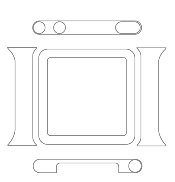 iPod Nano 6th Gen Skin 4083