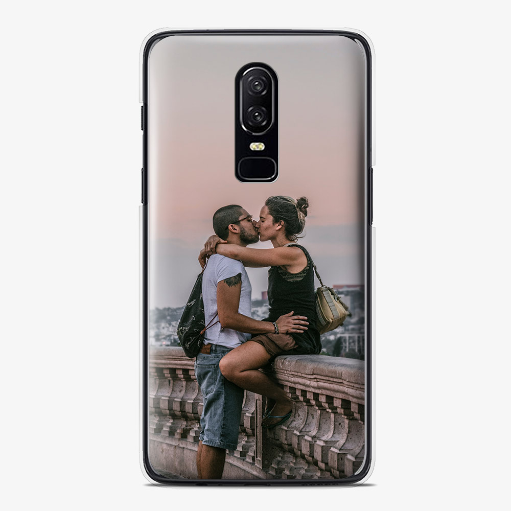 OnePlus 6 Clear Hard Case 13985