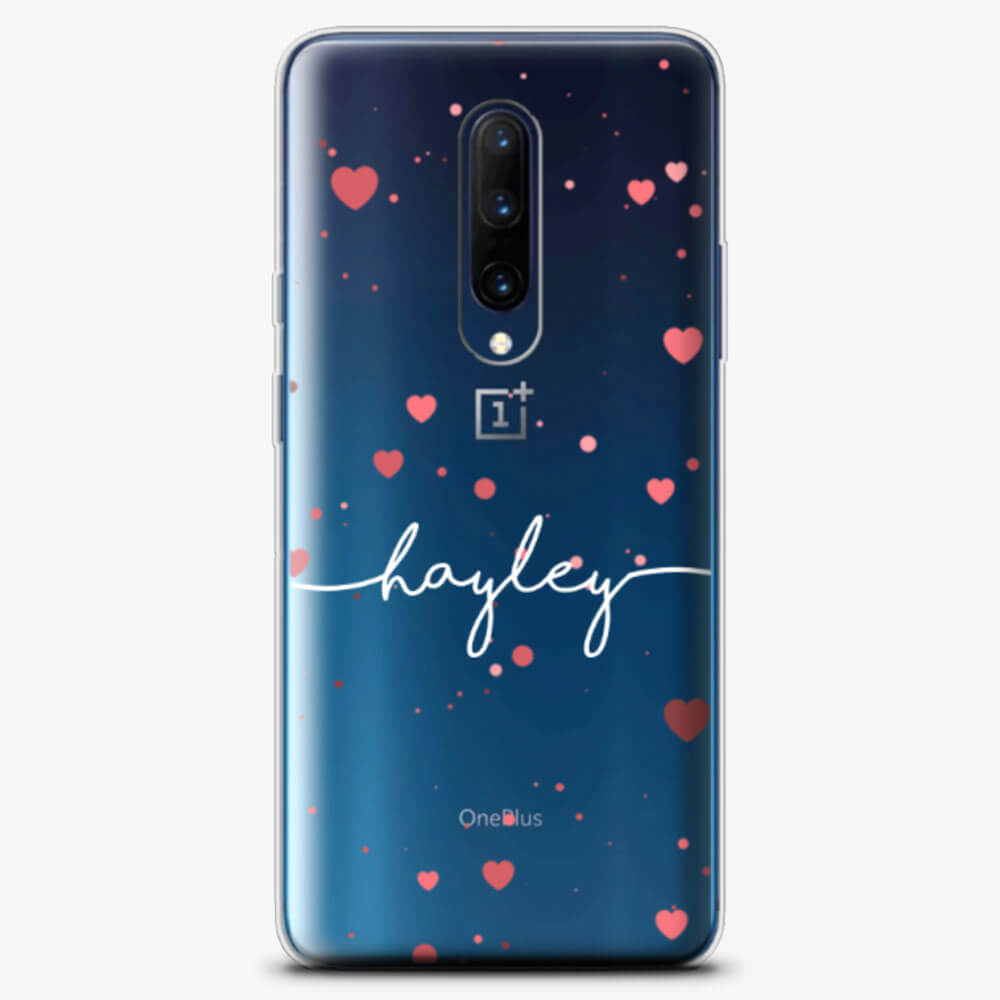 OnePlus 7 Pro Clear Soft Silicone Case 13971