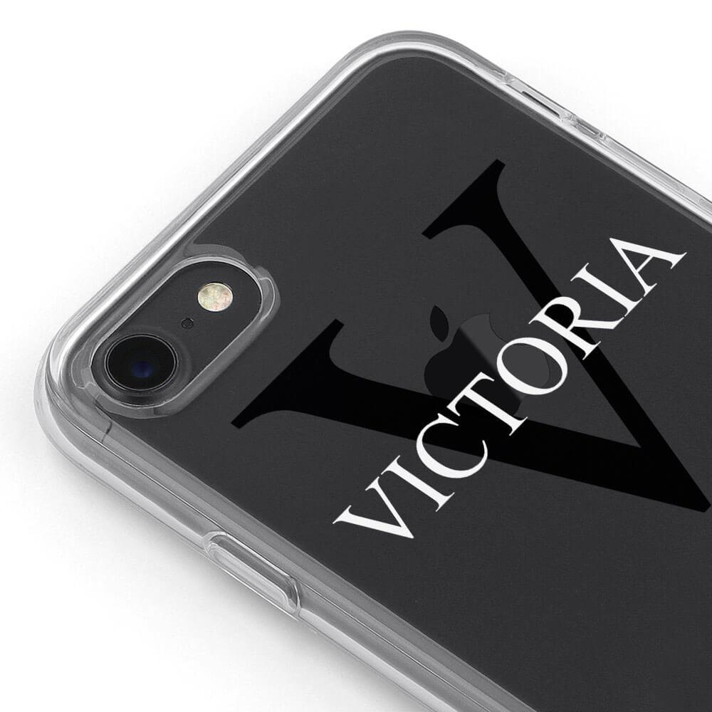iPhone X Clear Hard Case 14128