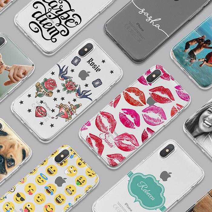 Huawei P Smart 2017 Clear Hard Case 13639