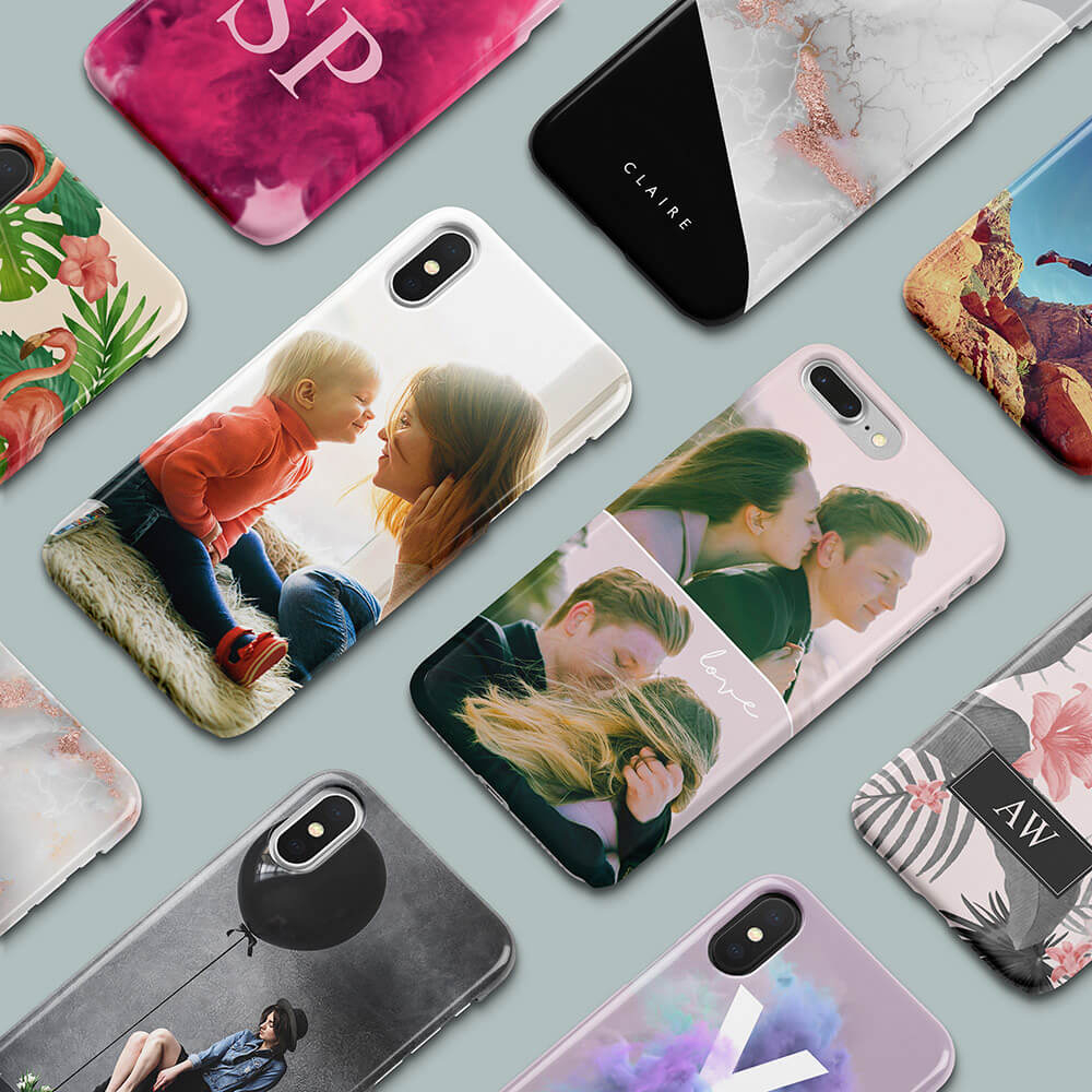 iPhone XS Hard Case 13346