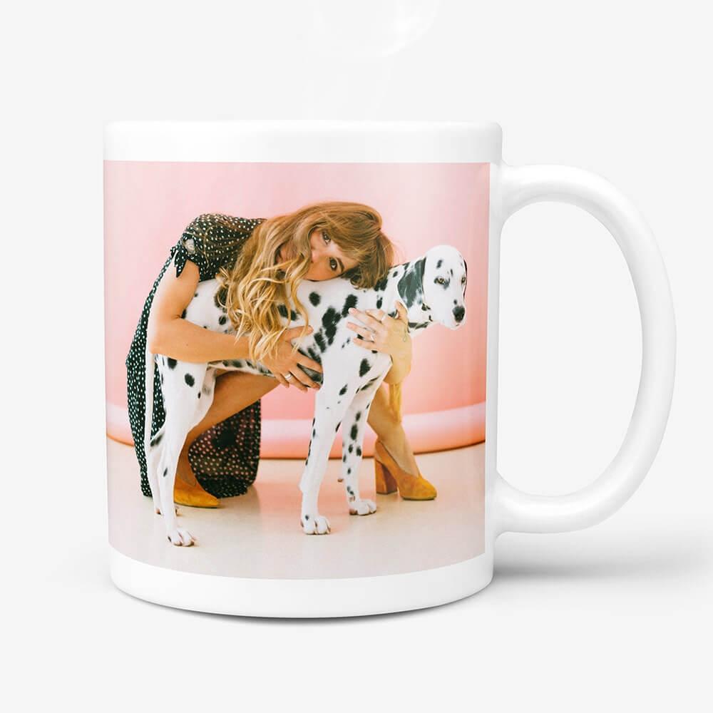 Ceramic White 11oz Mug 13245