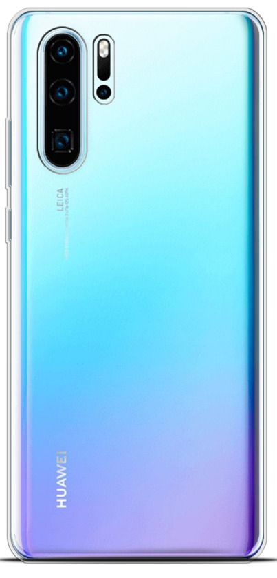 Huawei P30 Pro 2019 Clear Soft Silicone Case 13670