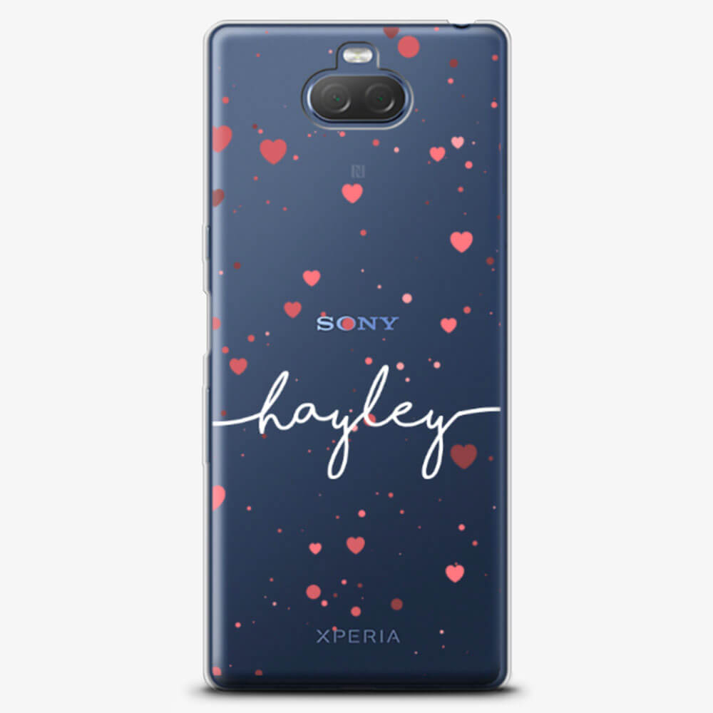 Sony Xperia 10 Clear Soft Silicone Case 13970
