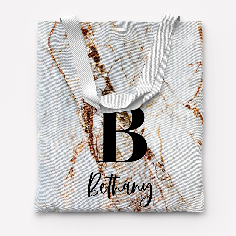 Cotton Canvas Mini Tote Bag 14928
