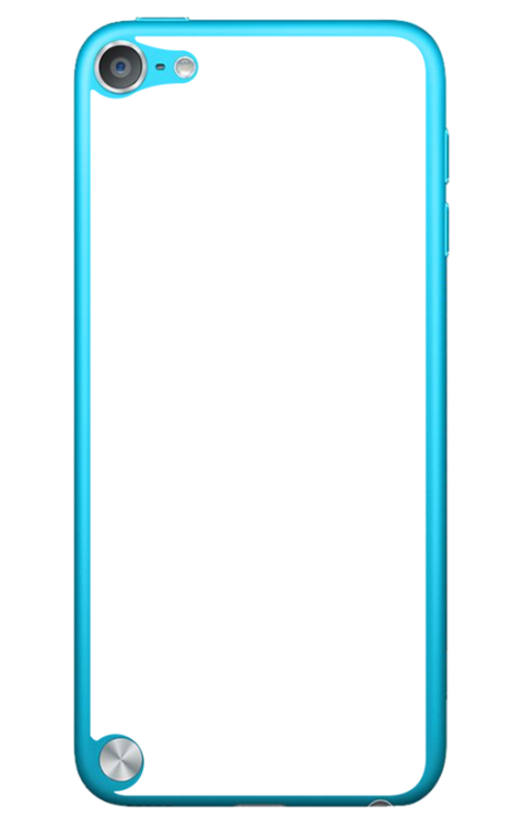iPod Touch 5th Gen Skin 4079
