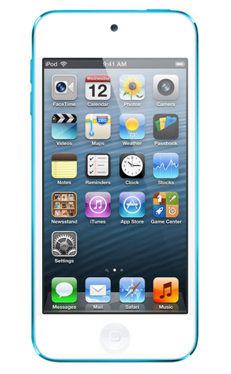 iPod Touch 5th Gen Skin 4080