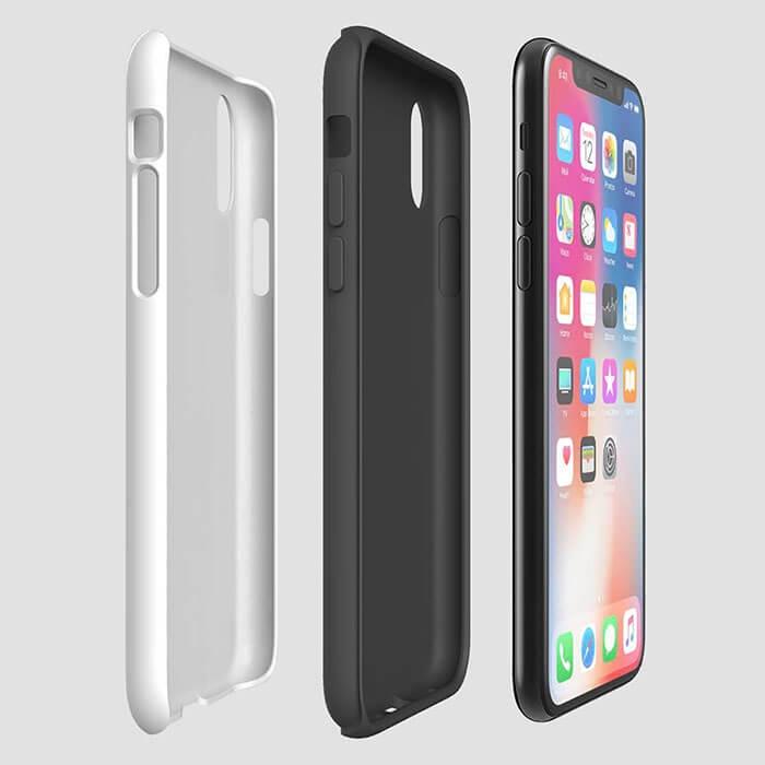 iPhone X Tough Case 13156