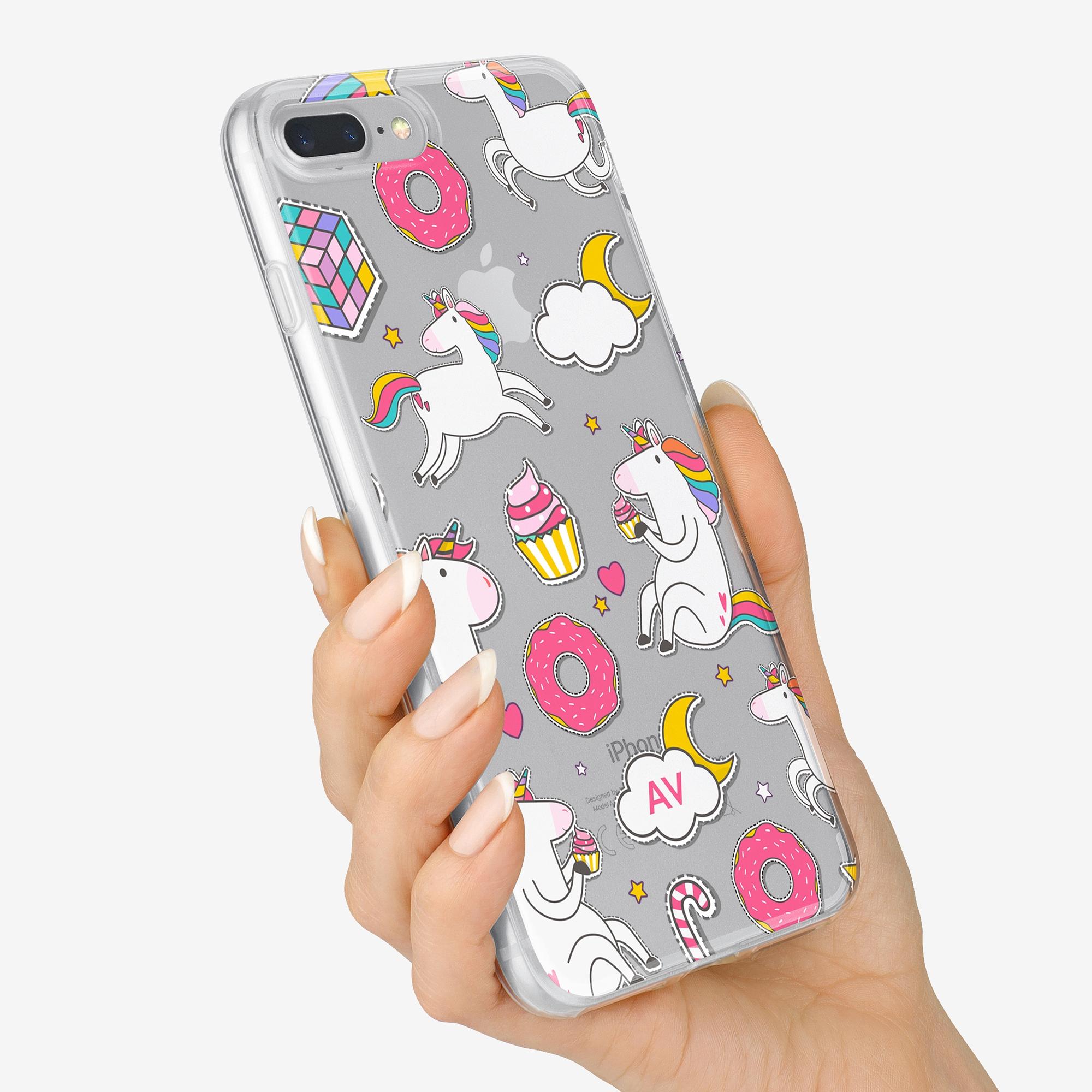 Galaxy S7 Clear Soft Silicone Case 14656
