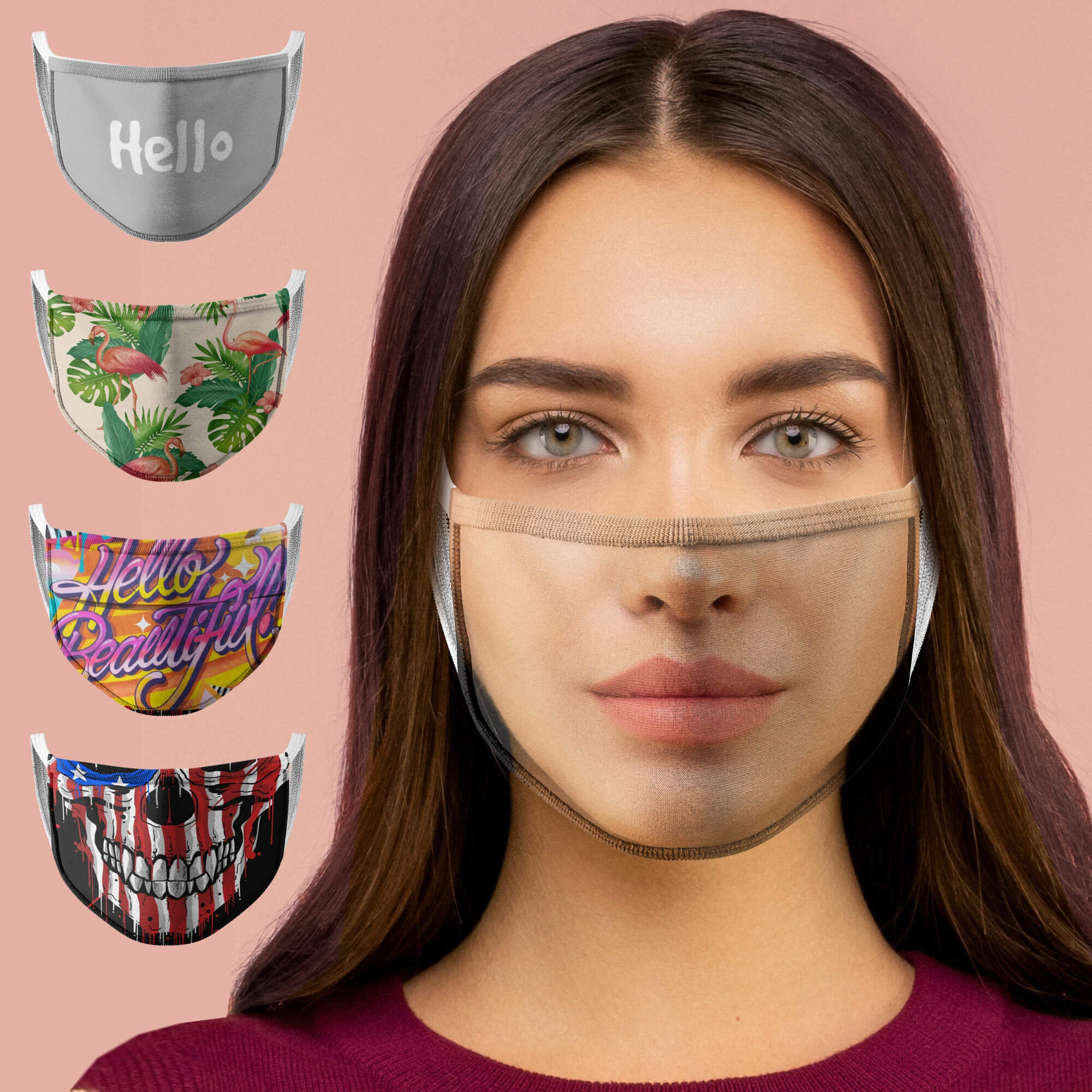 Face Mask 14938