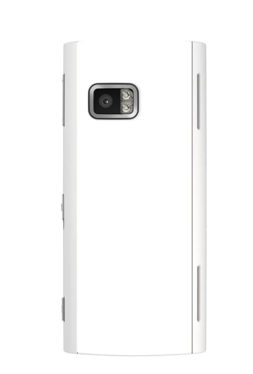 Nokia X6 Skin 3968