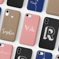Printed Leather Cases - 517