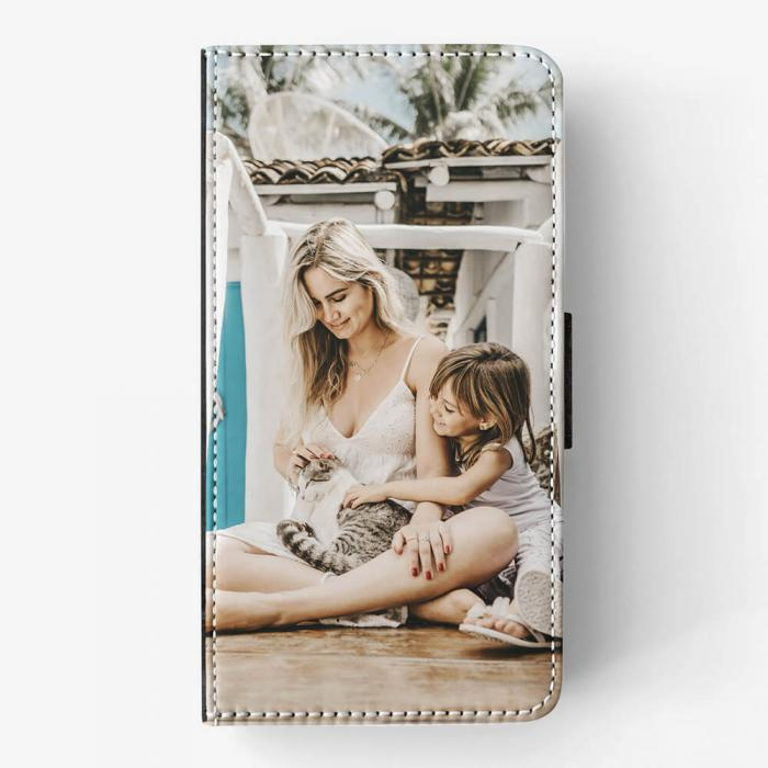 Personalised Flip & Faux Leather Phone Cases