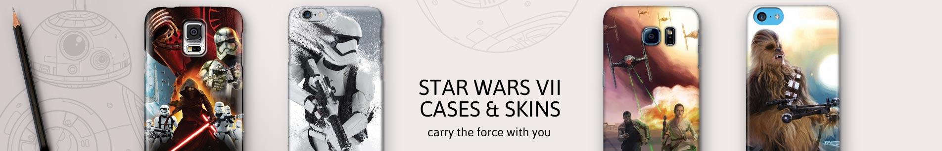 star wars phone skins