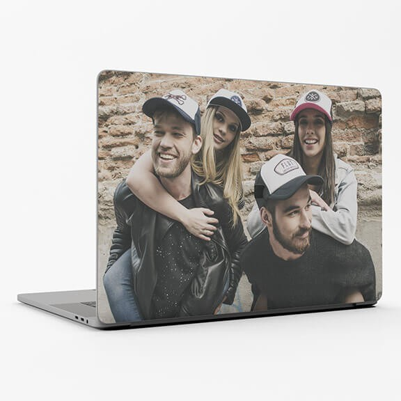personalised macbook pro skin