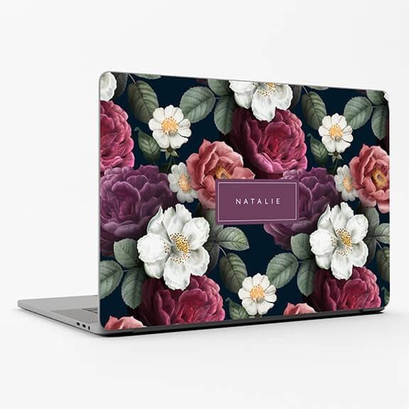 personalised laptop skin