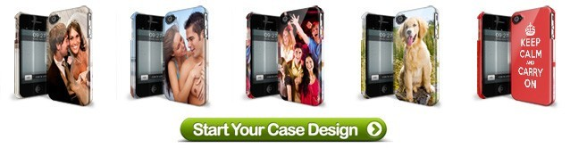 Personalised iPhone 5/5s Case - Upload your images and text