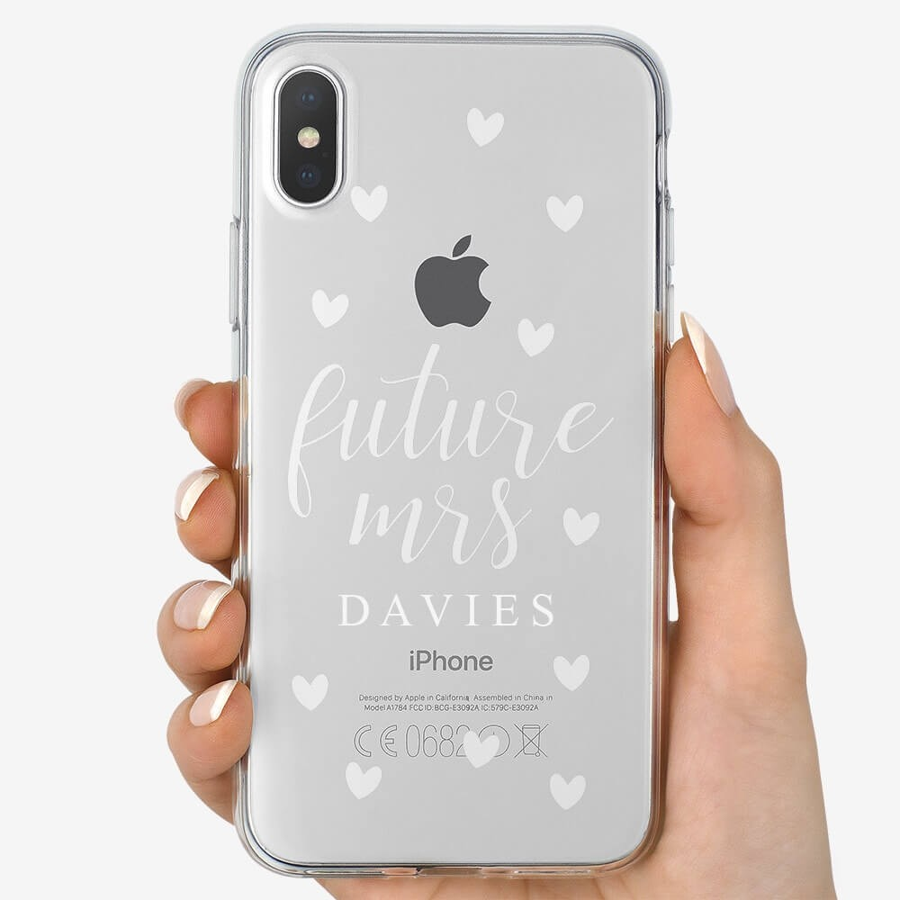 Clear Gel Phone Cases 4