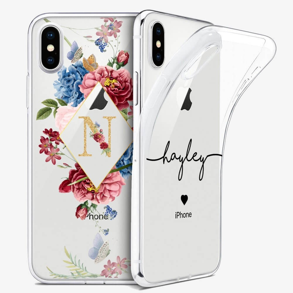 Clear Silicone Gel Phone Cases 1