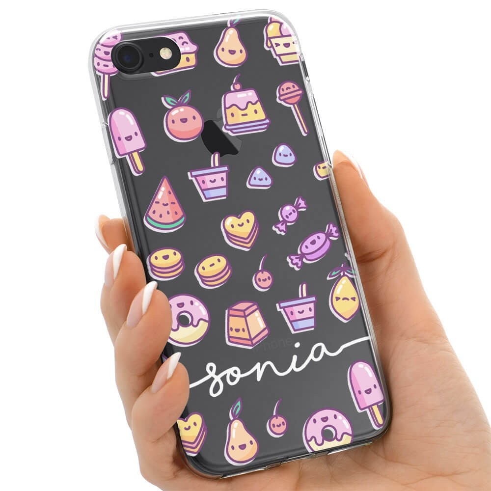Clear Hard Phone Cases 3