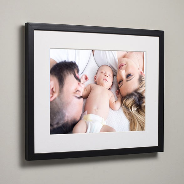 Photo Framed Mount Print